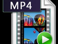 Phần mềm mở file .MP4