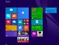 Backup và khôi phục màn hình Start Screen trên Windows 8/8.1